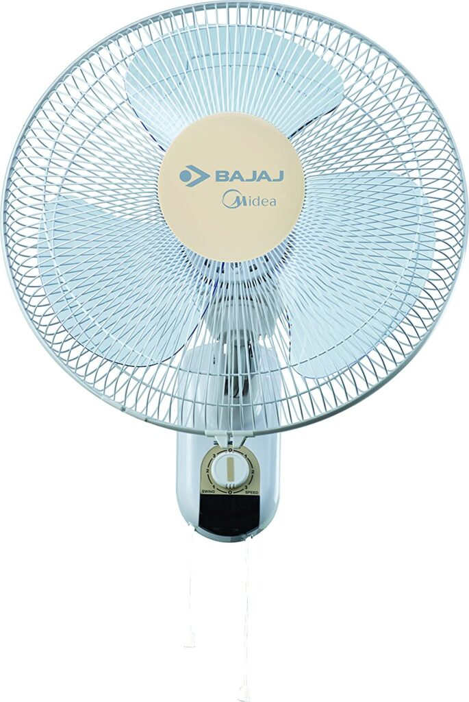 Bajaj Midea BW 07 - 3 Blade Wall Fan
