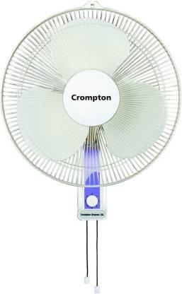Crompton HIGH FLO WAVE 3 Blade Wall Fan