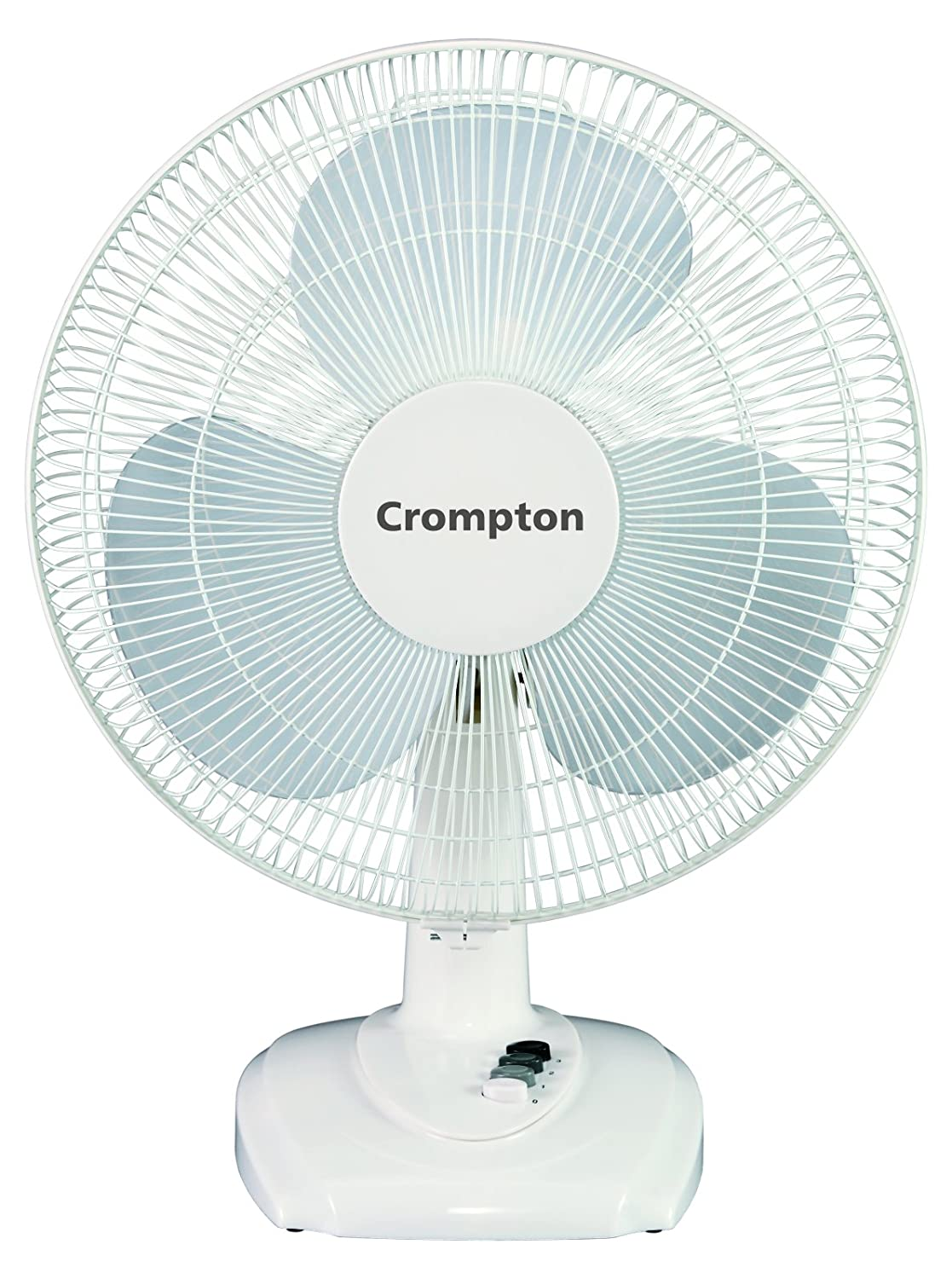 Crompton High Flo Eva - 400 mm 400 mm 3 Blade Table Fan