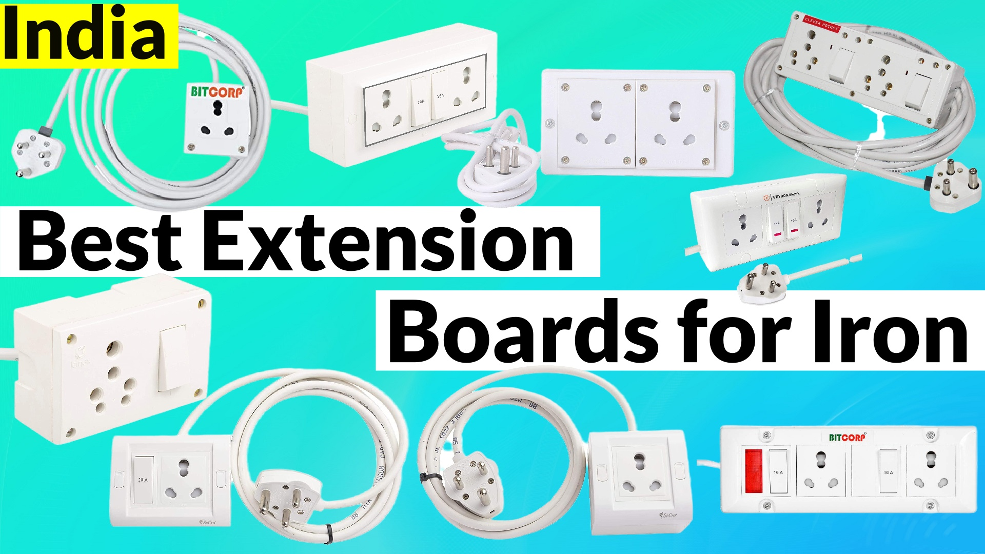 Best extension boards for iron