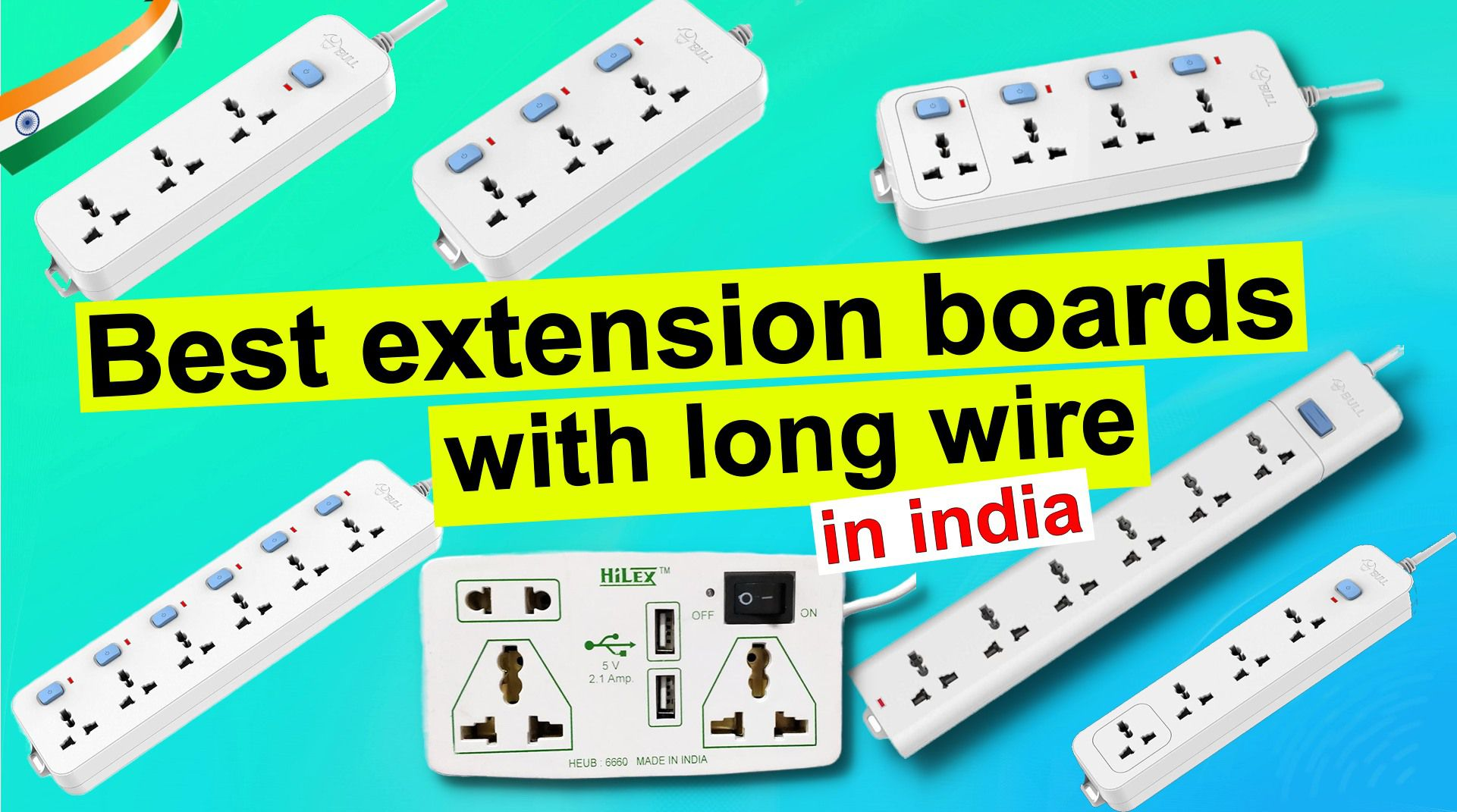 Best extension boards with long wire